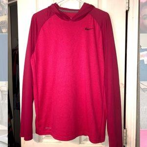 Nike athletic hoodie